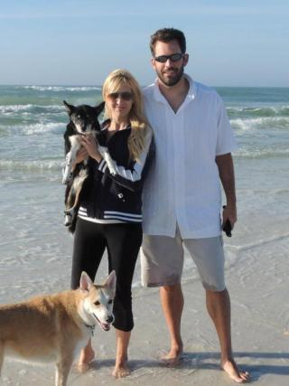 Shannon, David, Hops, and Nola
